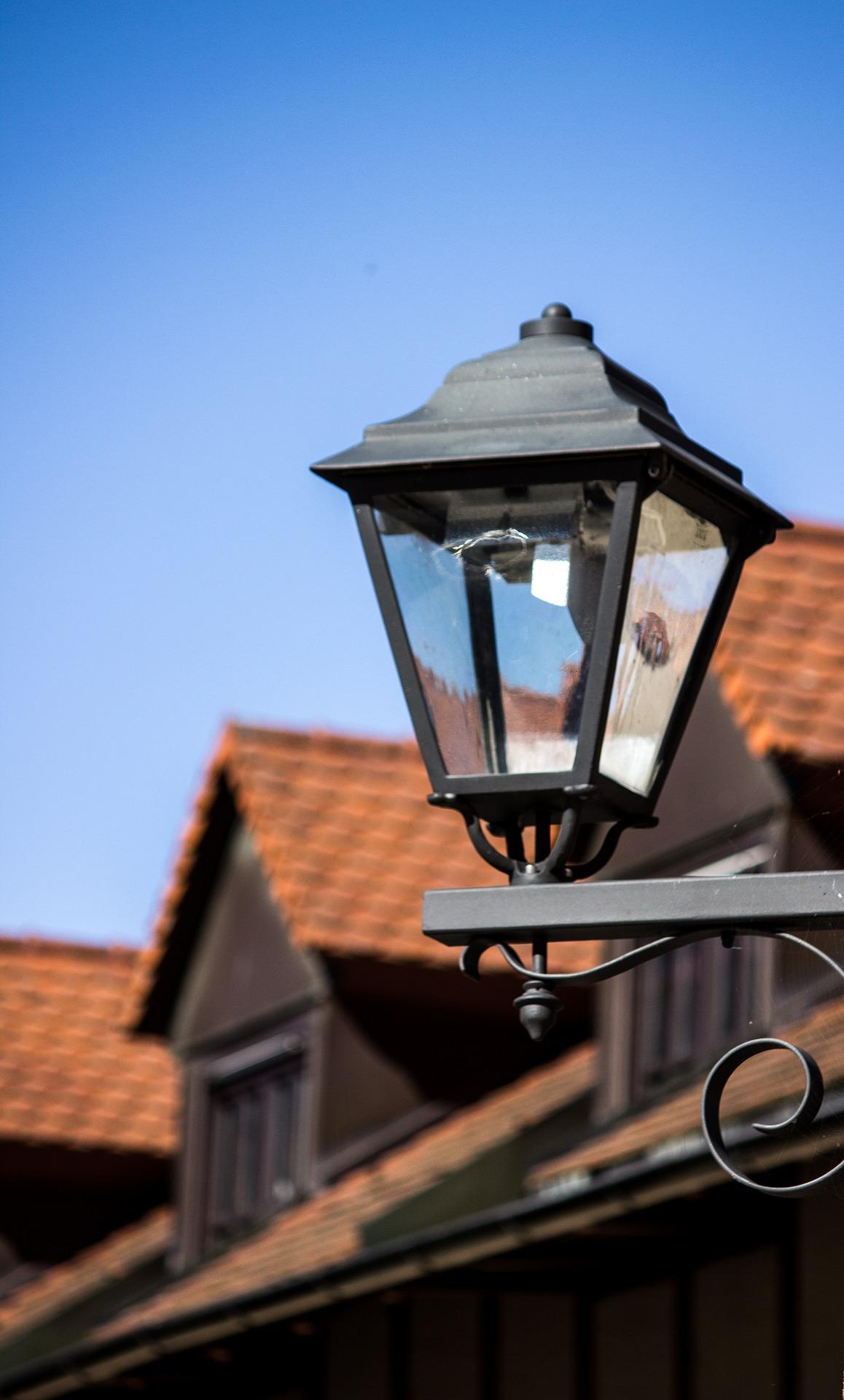 lampe pour l'extérieur