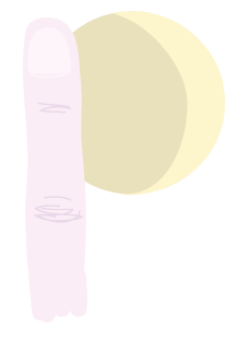 lune croissante