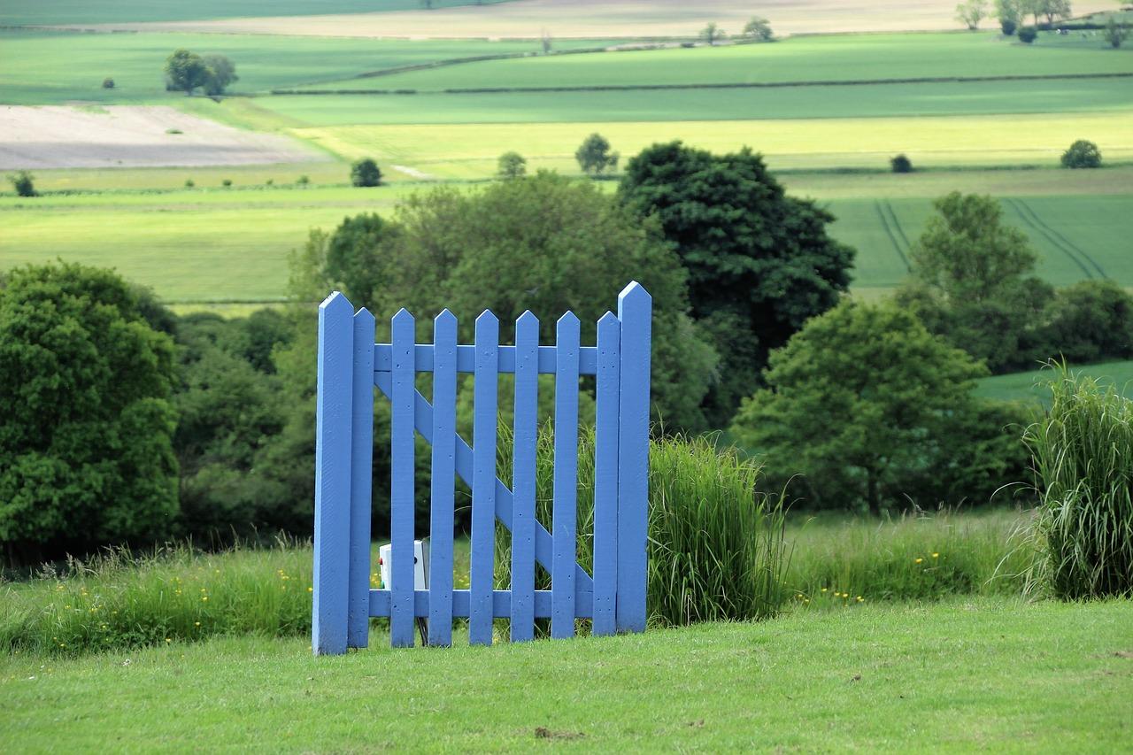 portail bleu