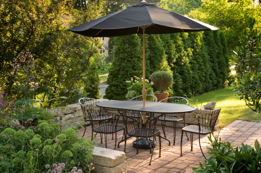 Devis cr ation de terrasse for Devis jardin